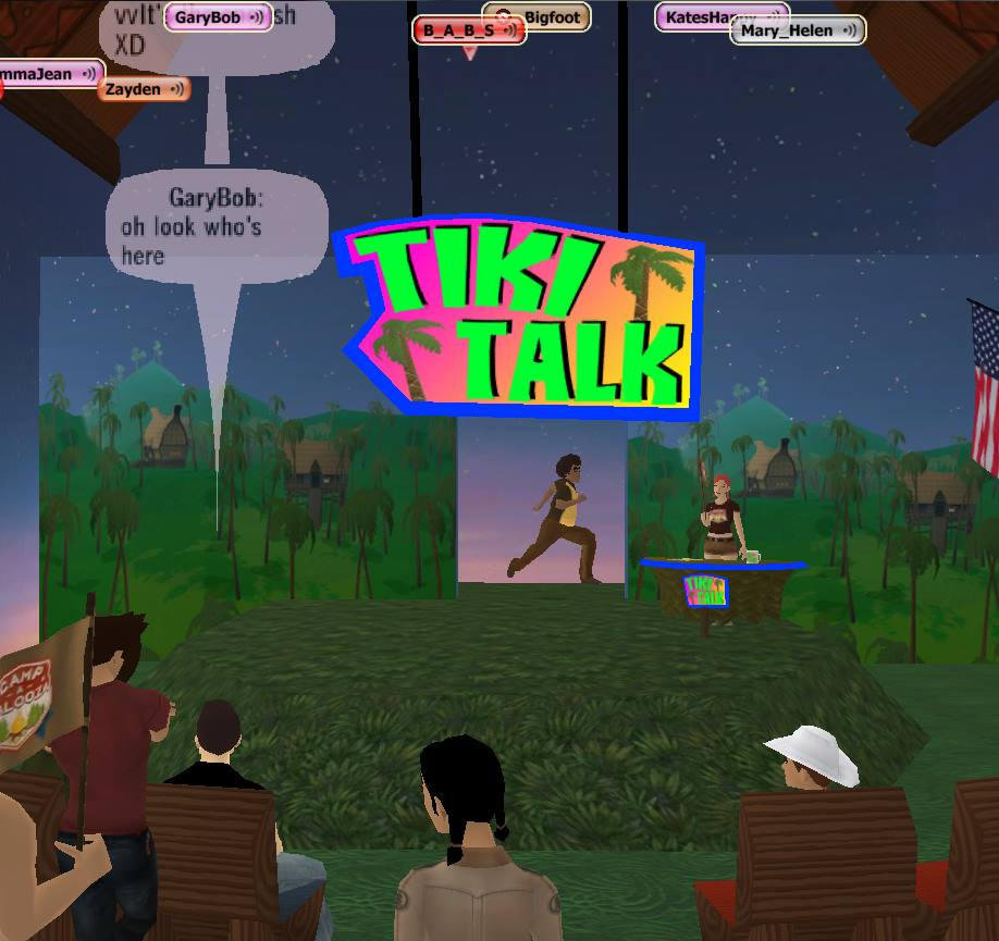 Virtual Camping | therevirtualworld