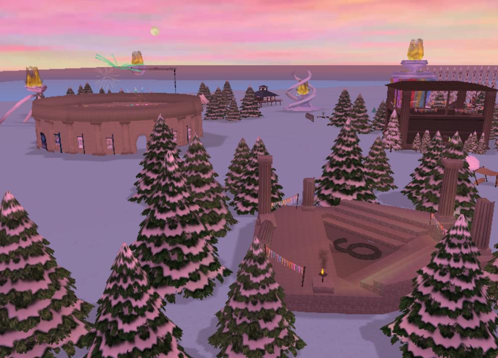 wintervillage