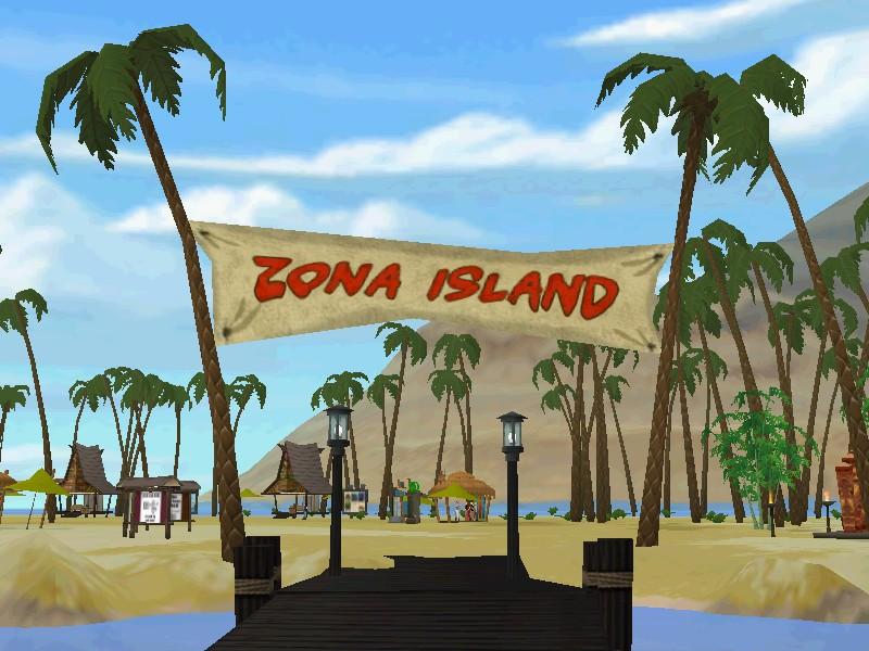 Zona Island