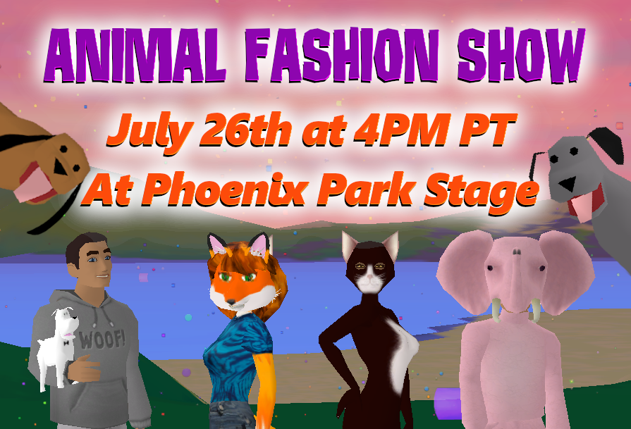 Animal Fashion Show Promo
