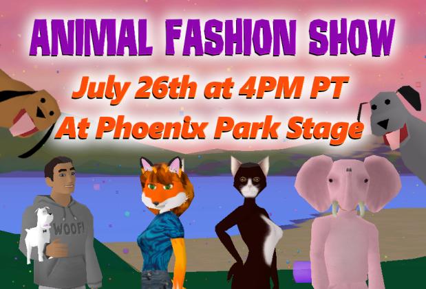Animal Fashion Show Promo